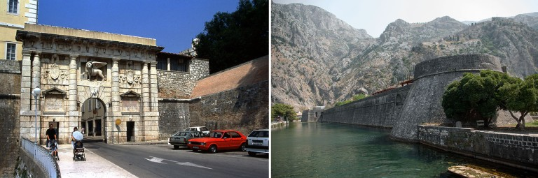 HR326712 Kroatia Zadarin venetsialainen portti Kopnena vrata 199