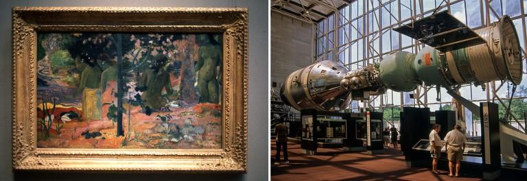US243804 Yhdysvallat Washingtonin National Gallery of Art 1996_P