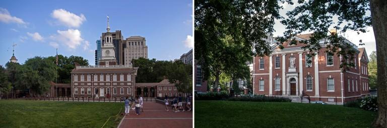 US_170618 Yhdysvallat_0203 Philadelphian Independence Hall Penns