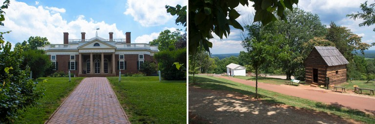 US_170621 Yhdysvallat_0030 Monticellon kartano Charlottesvilless