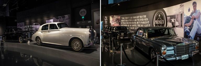 US_170630 Yhdysvallat_0084 Elvis Presleyn Rolls Roycet Graceland