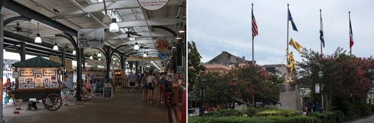 US_170627 Yhdysvallat_0224 New Orleansin French Market