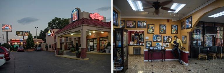 US_170629 Yhdysvallat_0226 Days Inn Memphis at Graceland -hotell