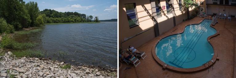 US_170701 Yhdysvallat_0048 Tennessee Riverin Birdsong Creet Tenn