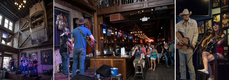 US_170702 Yhdysvallat_0159 Nashvillen Nudie's Honky Tonk Broadwa