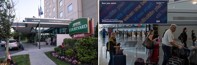 US_170707 Yhdysvallat_0203 Marriott Courtyard -lentokenttähotel