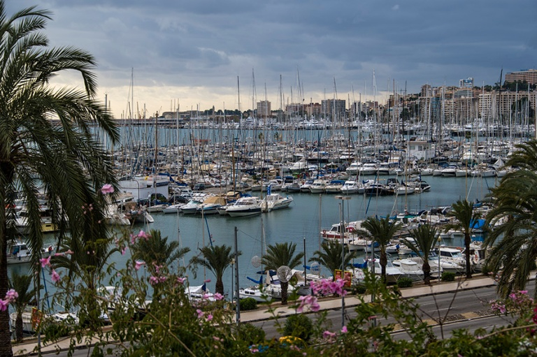 ES_171130 Espanja_0037 Palma de Mallorcan Bay of Palma
