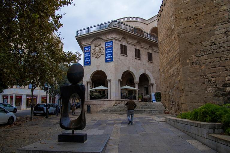 ES_171130 Espanja_0128 Joan Mirón Monument a la dona (1972) Pal
