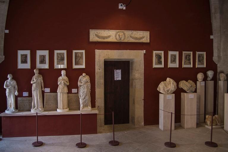 ES_171202 Espanja_0204 Palma de Mallorcan Bellverin linnan museo
