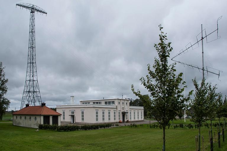 SE_170831 Ruotsi_0104 Grimetonin radioasema Varbergissa Hallanni