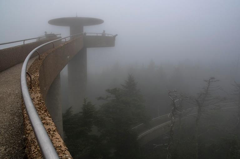 US_170634 Yhdysvallat_0295 Great Smoky Mountainsin Clingmans Dom