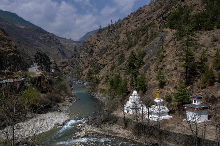 BT_180316 Bhutan_0094 Nepalilainen, tiibetiläinen ja bhutanilai