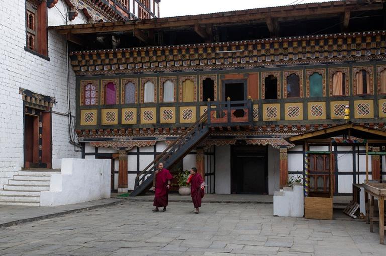 BT_180317 Bhutan_0167 Thimphun Tashichho Dzong