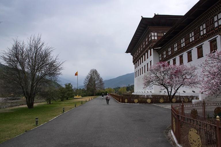 BT_180317 Bhutan_0207 Thimphun Tashichho Dzong
