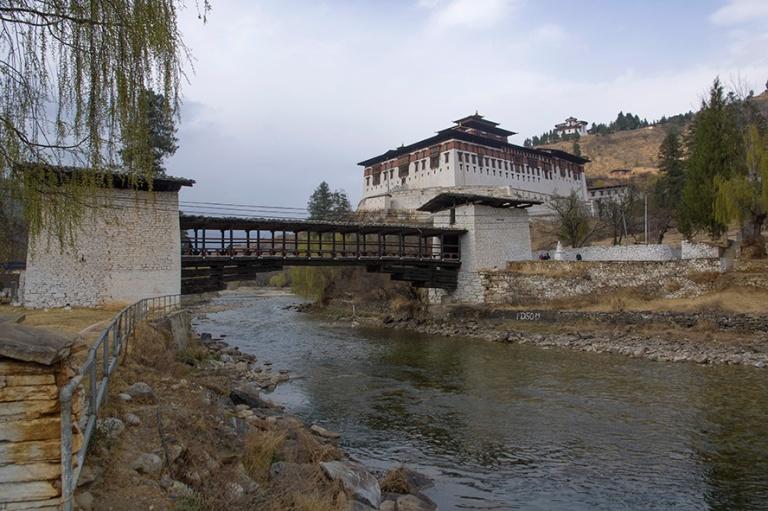 BT_180317 Bhutan_0370 Paro Dzong