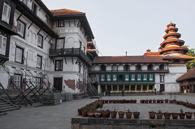 NP_180314 Nepal_0210 Kathmandun Hanuman Dhoka Durbar Squarella