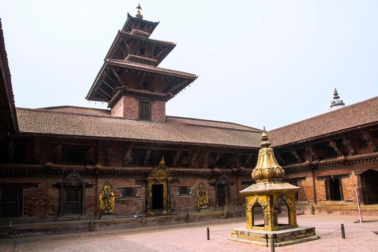 NP_180315 Nepal_0225 Patanin Mul Chowk Durbar Squarella