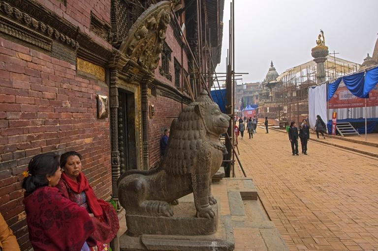 NP_180315 Nepal_0265 Patanin Durbar Squaren Keshav Narayan chowk