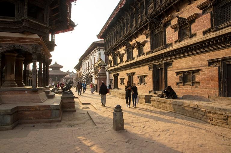 NP_180315 Nepal_0788 Bhaktapurin Durbar Square