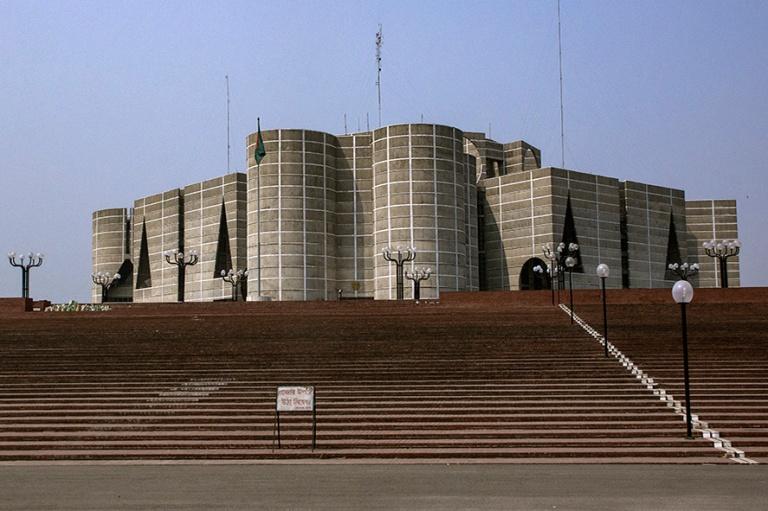 BD_180319 Bangladesh_0024 Maan parlamentti Dhakassa