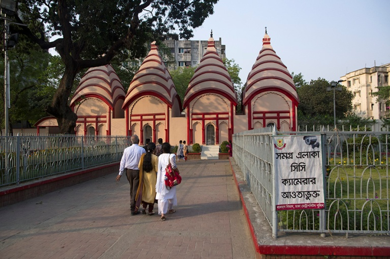 BD_180319 Bangladesh_0128 Dhakeshwarin kansallinen hindutemppeli