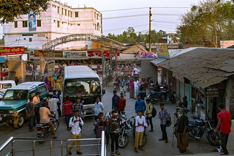 BD_180320 Bangladesh_0379 Gokulin kylä Bogran piirissä