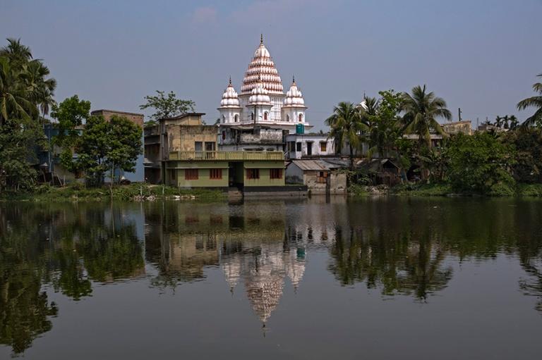 BD_180321 Bangladesh_0397 Puthian Shiva -temppeli Shyam Sarobari