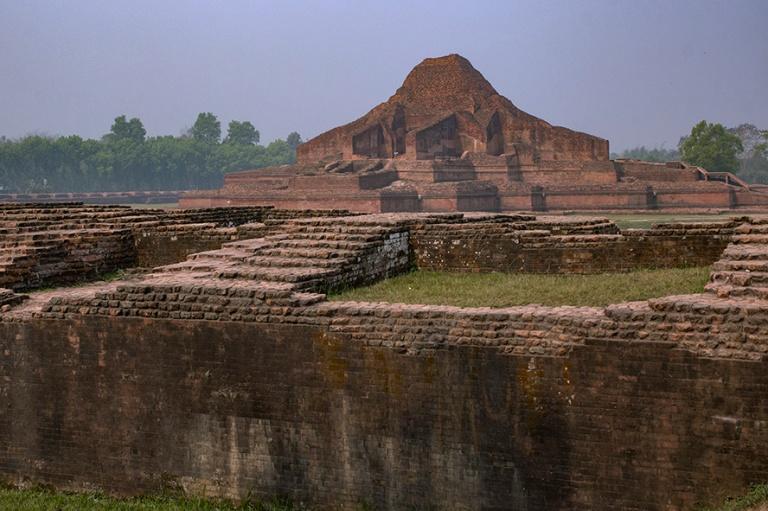 BD_180322 Bangladesh_0185 Paharpur vihar (Somapura Mahavihara) N