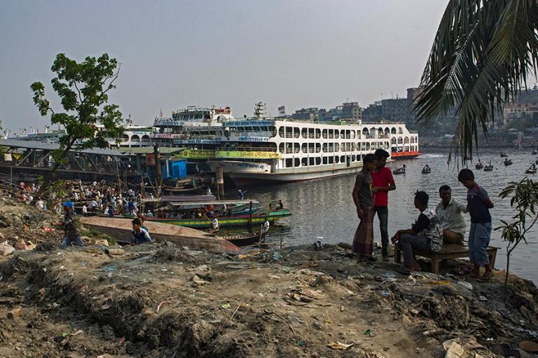 BD_180323 Bangladesh_0426 Dhakan satamaa