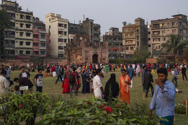 BD_180323 Bangladesh_0596 Dhakan Kella Lalbaghin suurmogulilinno