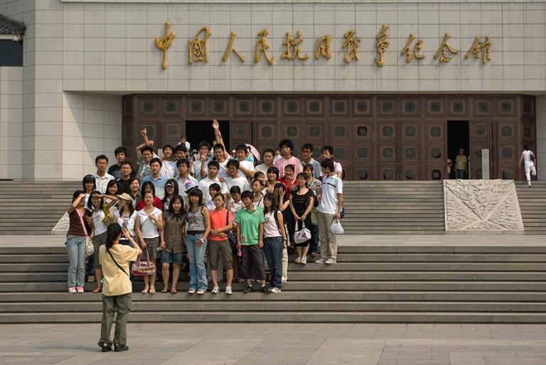 CN_070616 044 Kiina Wanpingin muistohalli Marco Polon sillalla