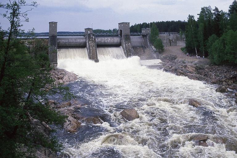 FI023925 Suomi Imatrankoski 1985