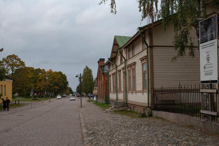 FI_180921 Suomi_0044 Lappeenrannan linnoituksen Kristiinankatu