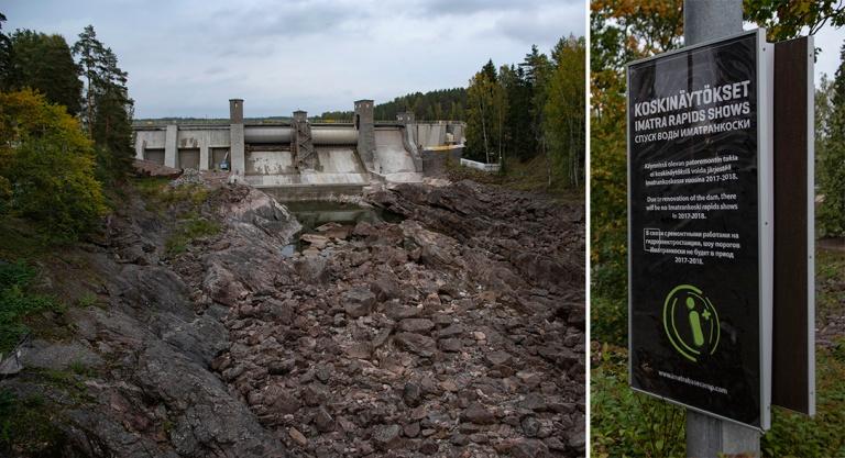 FI_180921 Suomi_0138 Imatrankoski kuivana