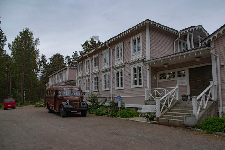 FI_180922 Suomi_0047 Hotelli Punkaharju (Valtionhotelli) ja sen