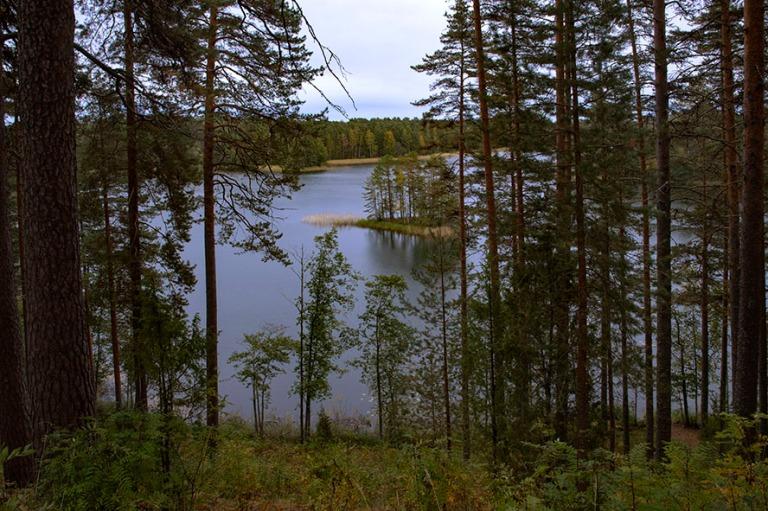 FI_180922 Suomi_0075 Punkaharjun maisemaa Harjutieltä Etelä-Sa
