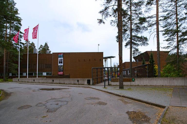 FI_180922 Suomi_0151 Suomen Metsämuseo Lusto Punkaharjulla Etel