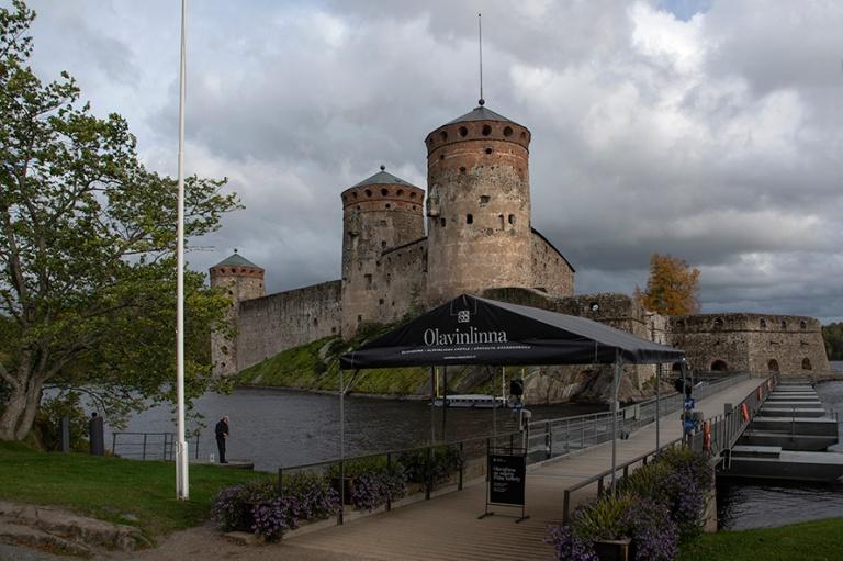 FI_180922 Suomi_0301 Olavinlinna Savonlinnassa