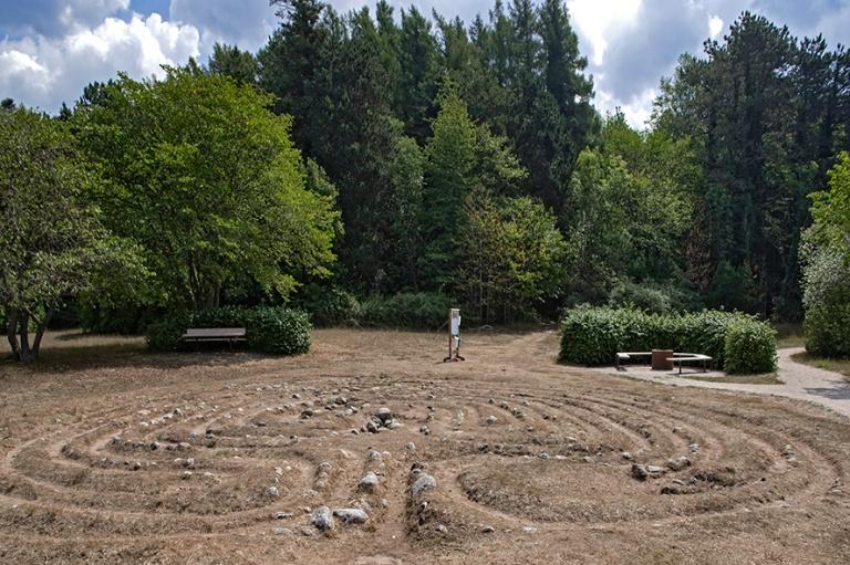SE_180801 Ruotsi_0010 Trojaborg (jotulintarha) -labyrintti Visby