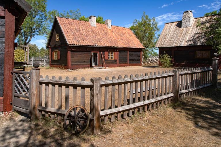 SE_180803 Ruotsi_0186 Bungemuseet-ulkoilmamuseo Pohjois-Gotlanni