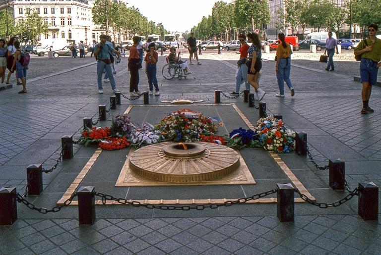 FR163628 Ranska Pariisin Tuntemattoman sotilaan hauta