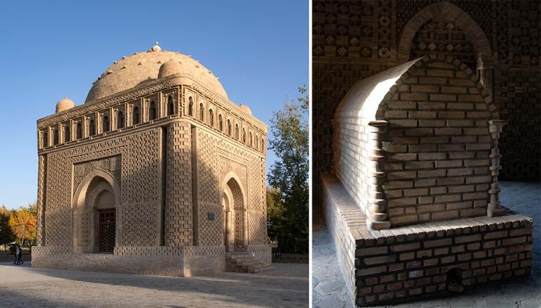 UZ_181026 Uzbekistan_0029 Buharan Ismail Samanidin mausoleumi