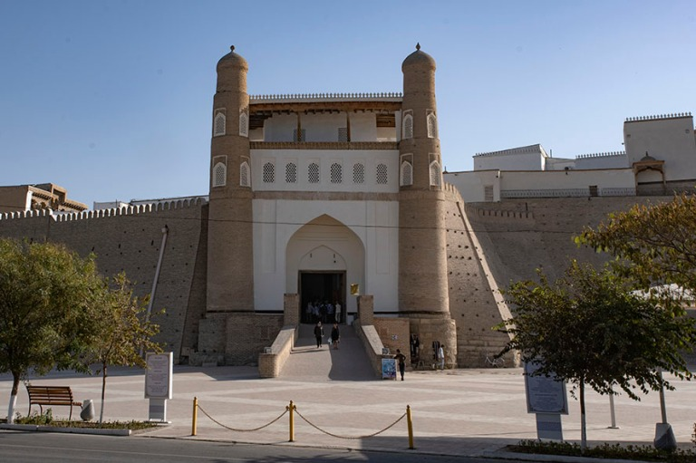 UZ_181026 Uzbekistan_0139 Buharan Arkin linnoitus