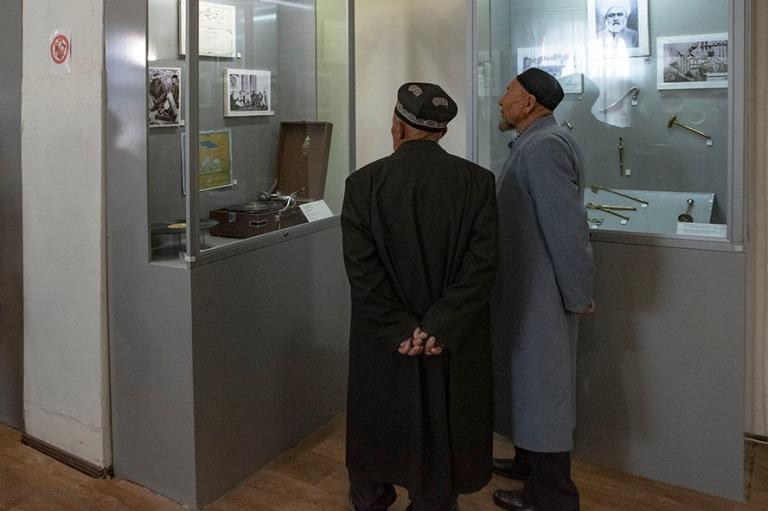 UZ_181026 Uzbekistan_0191 Buharan Arkin linnoituksen museota