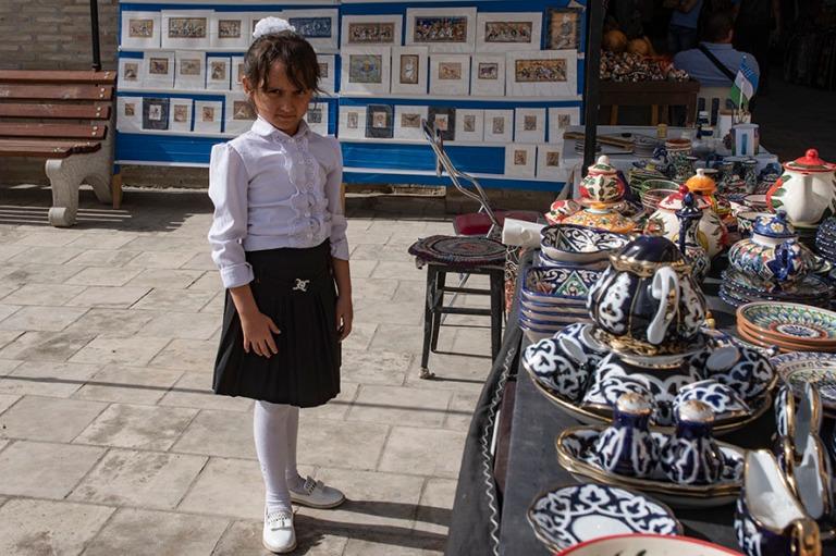 UZ_181026 Uzbekistan_0315 Buharan Toki-Zargaron (kauppakupolit)