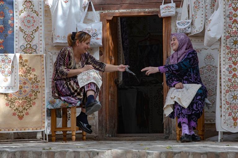 UZ_181026 Uzbekistan_0425 Buharan Crafts Center