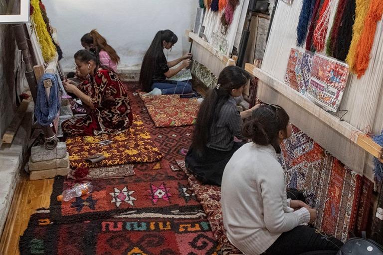 UZ_181026 Uzbekistan_0431 Buharan mattokoulu