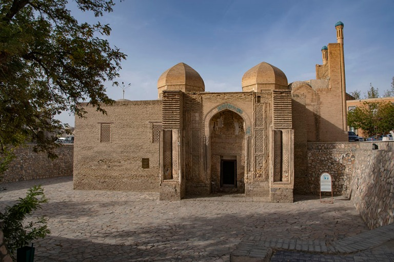 UZ_181026 Uzbekistan_0525 Buharan Magogi Attori -moskeija, nyky