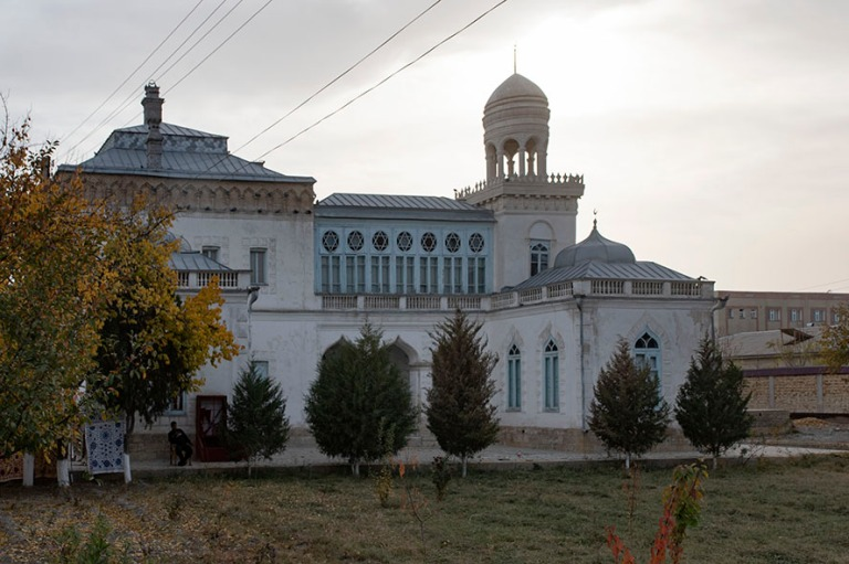 UZ_181026 Uzbekistan_0617 Buharan Sitorai-Mohi-Hosa-palatsi