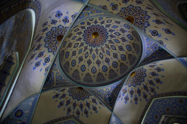 UZ_181027 Uzbekistan_0399 Shahrisabzin Dor at-Tilyavatin Mavzole